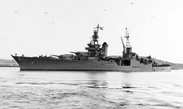 In the News: Wreckage of USS Indianapolis Discovered