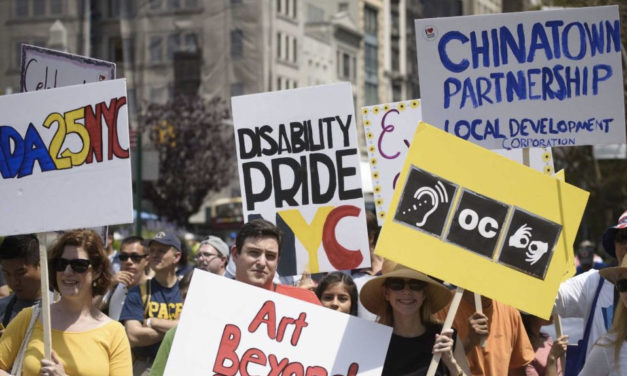 Research Suggests Stigmatizing the Disabled Increases Disability Pride